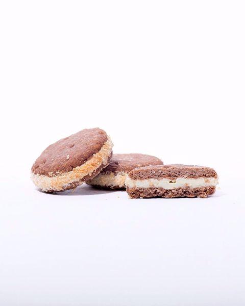 Immagine di Biscotti al Cocco e Cioccolato Bianco kg. 2