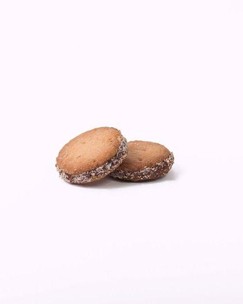 Immagine di Biscotti al Cocco e Crema Nocciola kg. 2